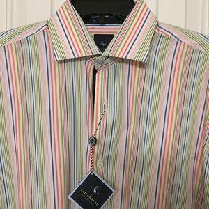 Beautiful, new TAILORBYRD dress/casual shirt